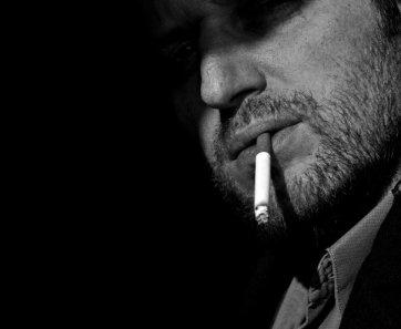 me smoking