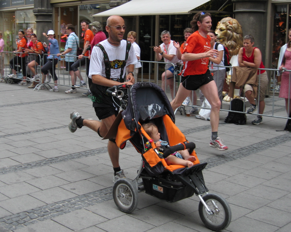 Running Races With Strollers And Or Dogs Runmanrunman